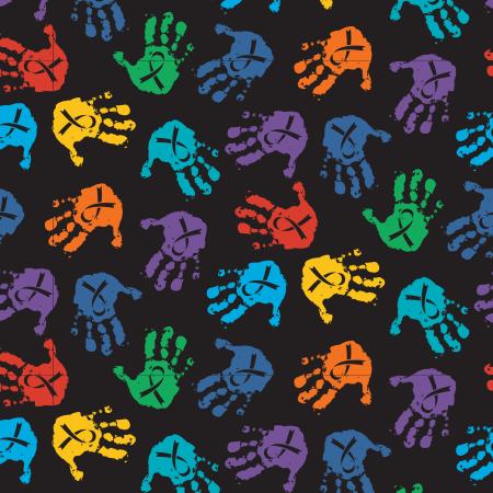 Handprint Dark