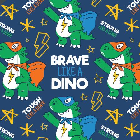 Brave Like a Dino