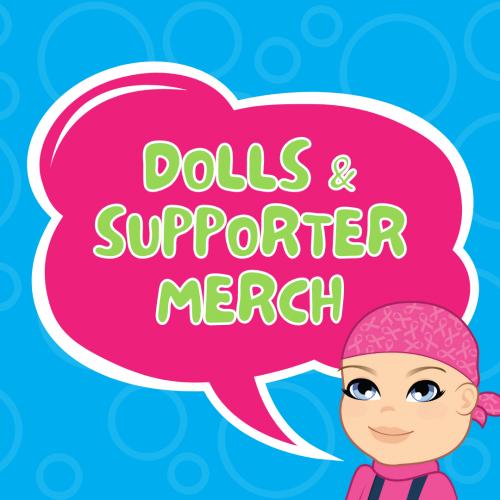 Dolls & Supporter Merch